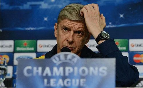 Chơi nghiêm túc FA Cup, Wenger sợ ảnh hưởng đến C1 - 2