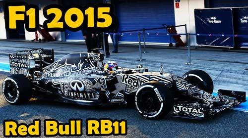 F1 2015 sau đợt thử xe đầu: Thu hoạch của Red Bull và McLaren (P2) - 2