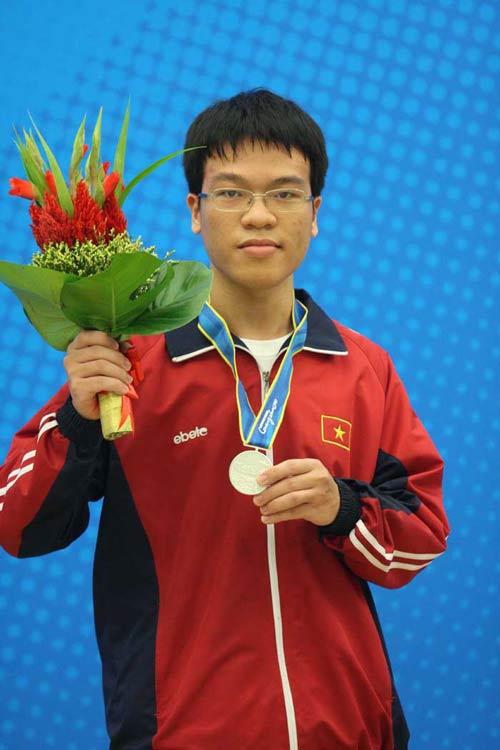 Siêu đại kiện tướng Lê Quang Liêm: Năm tuổi sẽ khác - 1
