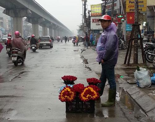 Hoa tươi ế ẩm trong ngày Valentine - 2