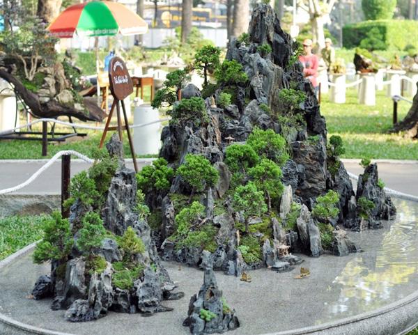"""Chiêm ngưỡng những """"ngọn núi"""" giữa trung tâm Sài Gòn - 6"""