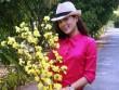 Diễn viên Thùy Trang háo hức về quê ăn Tết