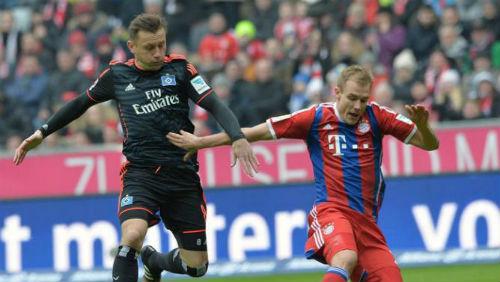 Bayern – Hamburg: Đêm ác mộng - 1