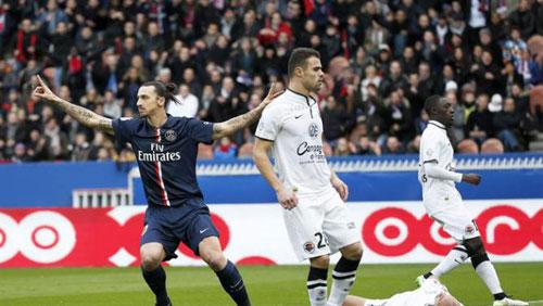 """PSG - Caen: 3 phút """"điên rồ"""" - 1"""