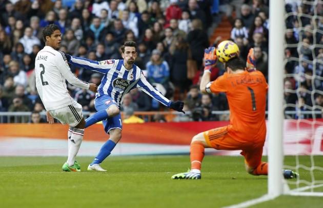 TRỰC TIẾP Real – Deportivo: Tấn công dồn dập (KT) - 3
