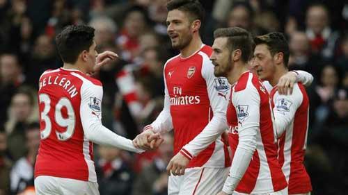 Arsenal- Middlesbrough: Coi chừng có biến - 1