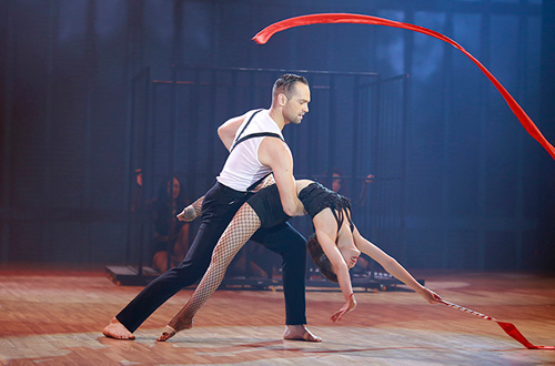 Angela Phương Trinh sa sút phong độ khi thi nhảy - 4