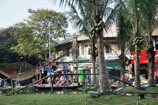 Ảnh: Làng quê thanh bình giữa trung tâm Sài Gòn - 5