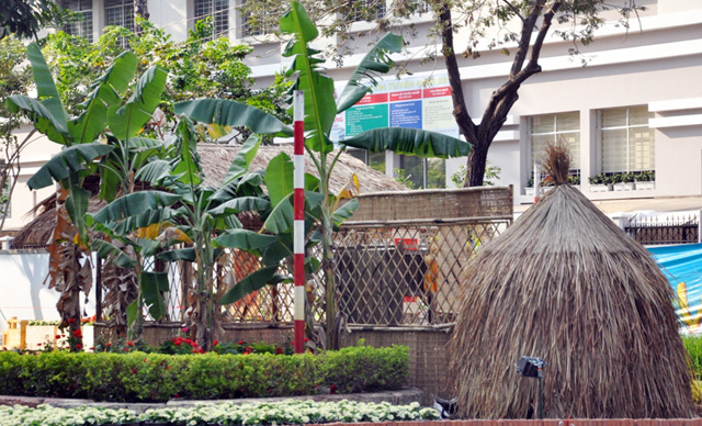 Ảnh: Làng quê thanh bình giữa trung tâm Sài Gòn - 7