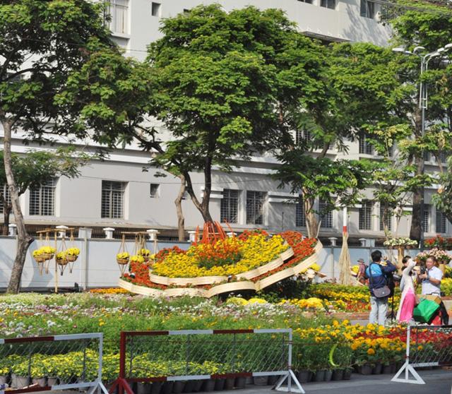 Ảnh: Làng quê thanh bình giữa trung tâm Sài Gòn - 10