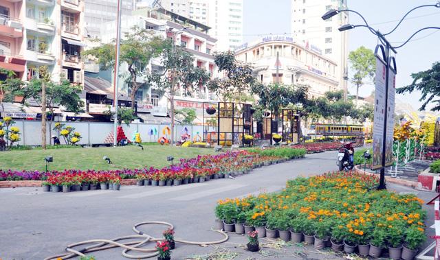 Ảnh: Làng quê thanh bình giữa trung tâm Sài Gòn - 13
