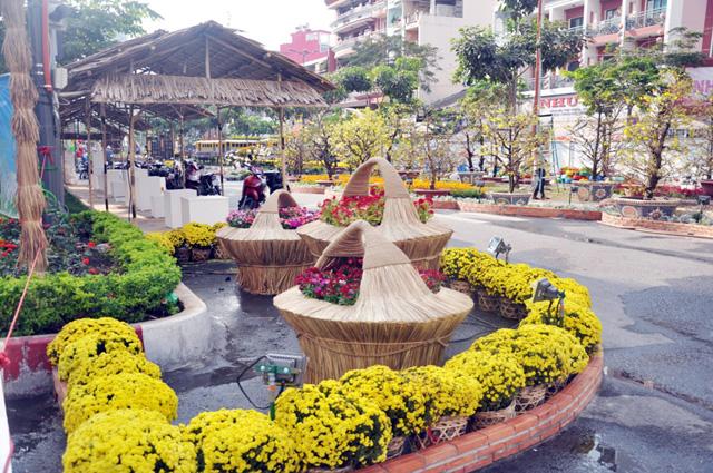 Ảnh: Làng quê thanh bình giữa trung tâm Sài Gòn - 14