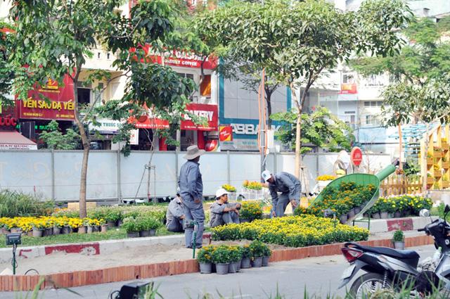 Ảnh: Làng quê thanh bình giữa trung tâm Sài Gòn - 12