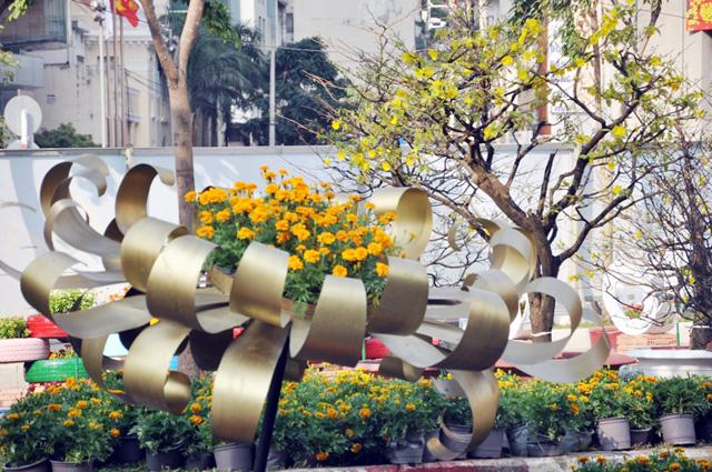 Ảnh: Làng quê thanh bình giữa trung tâm Sài Gòn - 23