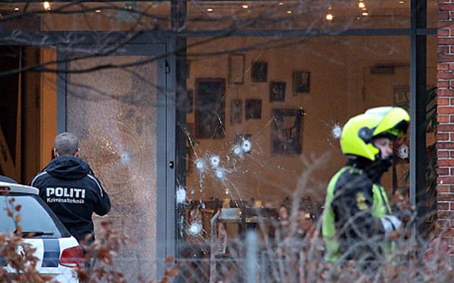 Xả súng ở Đan Mạch, ít nhất 7 người thương vong - 2