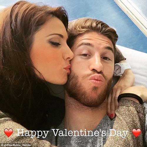 Valentine ngọt ngào của Neymar, Falcao - 5