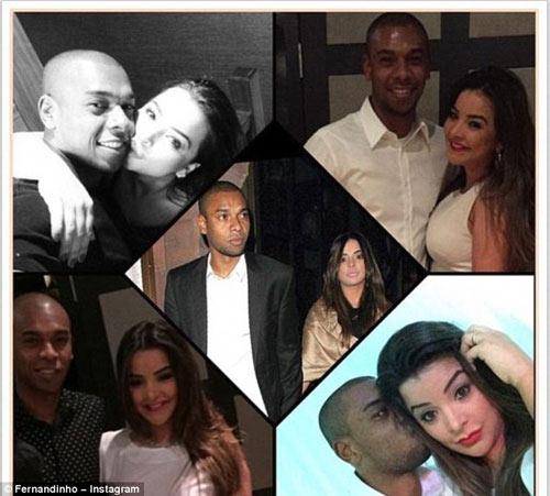 Valentine ngọt ngào của Neymar, Falcao - 7