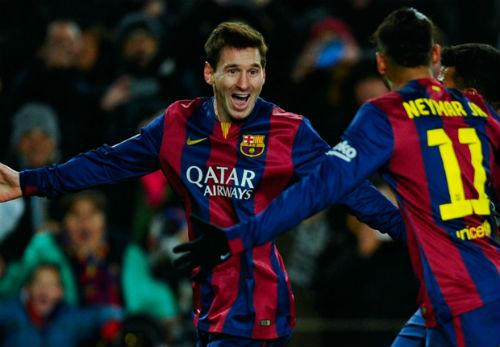 Barca – Levante: Chào Messi và cột mốc 300 - 1