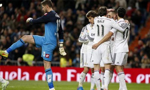 Real: Chiến thắng nhỏ & nỗi lo lớn từ Ronaldo - 1