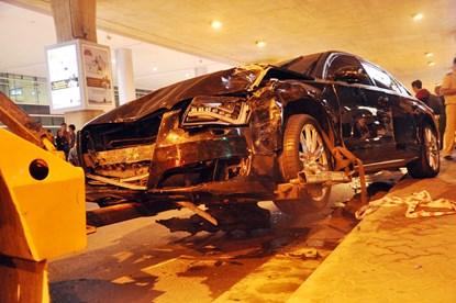 Chuyển CA TP.HCM điều tra vụ xe Audi tông chết người - 1