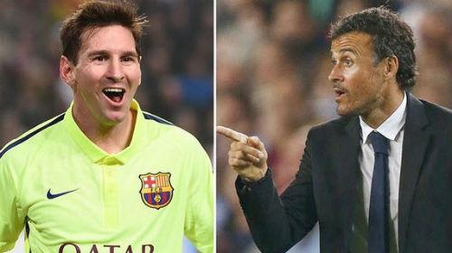 """""""Messi như đến từ hành tinh khác"""" - 1"""