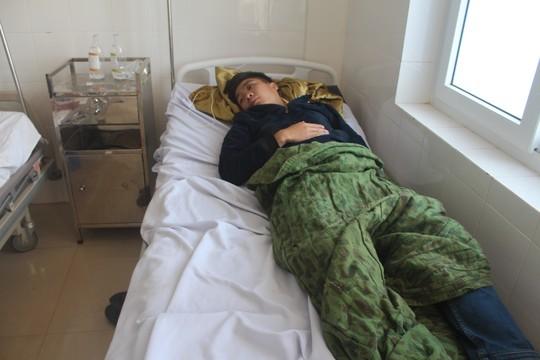 Lâm tặc chém nhân viên lâm trường trọng thương - 2
