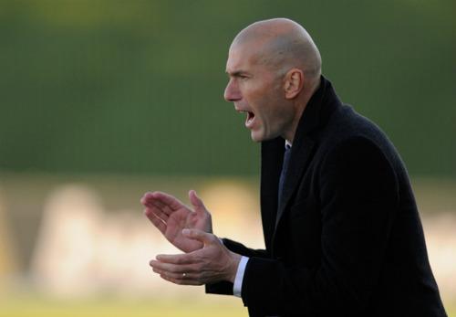 Zidane lấy Guardiola làm hình mẫu - 1
