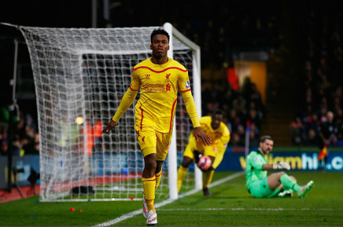 Liverpool: Niềm tin ở Sturridge - Sterling - Balotelli - 1