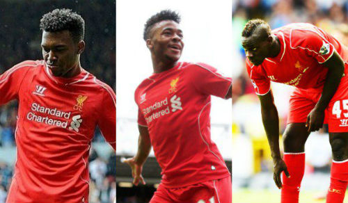 Liverpool: Niềm tin ở Sturridge - Sterling - Balotelli - 2