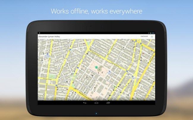 6 ứng dụng xem bản đồ offline tốt nhất trên Android - 3