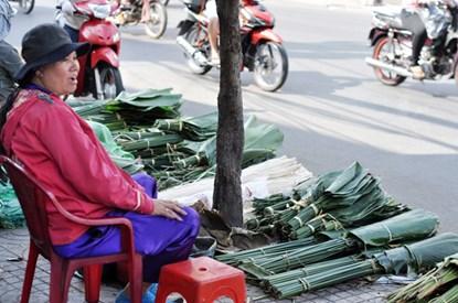 """Phiên chợ lá độc đáo """"năm 1 lần"""" giữa Sài Gòn - 2"""