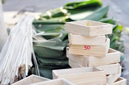 """Phiên chợ lá độc đáo """"năm 1 lần"""" giữa Sài Gòn - 4"""