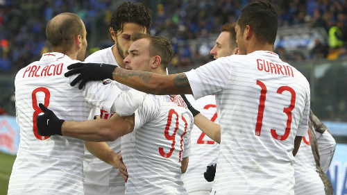 Atalanta - Inter: Không thể chống đỡ - 1