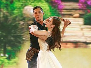 Angela Phương Trinh sa sút phong độ khi thi nhảy