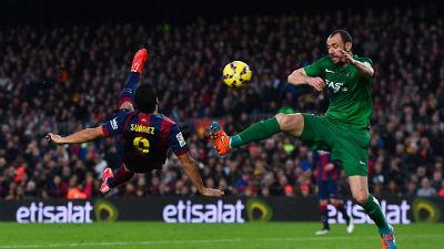 TRỰC TIẾP Barca - Levante: Siêu phẩm của Suarez (KT) - 6