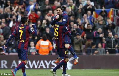 TRỰC TIẾP Barca - Levante: Siêu phẩm của Suarez (KT) - 5