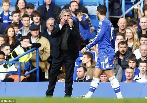 """Hazard & """"hình hài"""" siêu sao số một ở Chelsea - 1"""