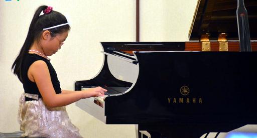 Chuyện của 'thần đồng' Piano 10 tuổi - 1