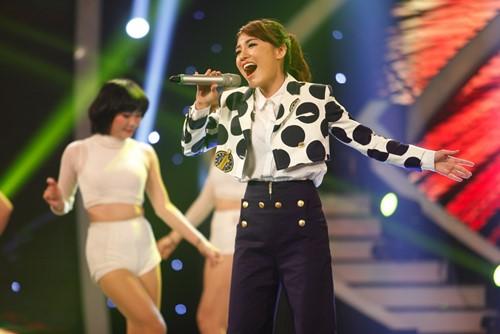 Con gái Trang Nhung tiến thẳng Chung kết Vietnam's got talent - 5