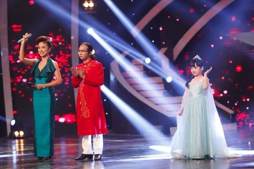 Con gái Trang Nhung tiến thẳng Chung kết Vietnam's got talent - 4