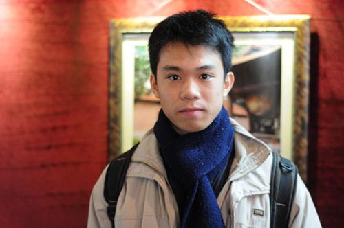 """Gặp gỡ """"ông đồ"""" trẻ nhất Việt Nam - 1"""