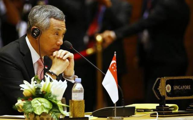 Thủ tướng Singapore bị ung thư - 1