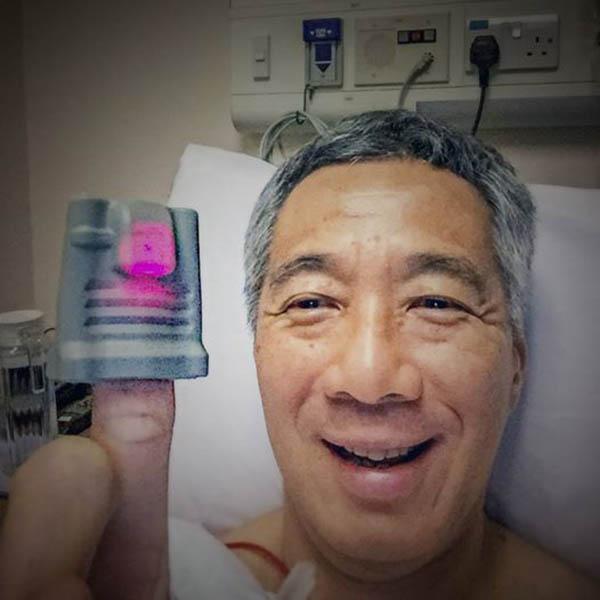 Thủ tướng Singapore bị ung thư - 2