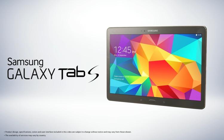 Những chiếc Tablet chạy Android đỉnh nhất năm 2015 - 2