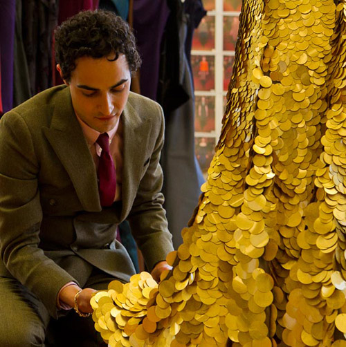5 chiếc váy dát vàng tiền tỉ cực kỳ xa xỉ - 2