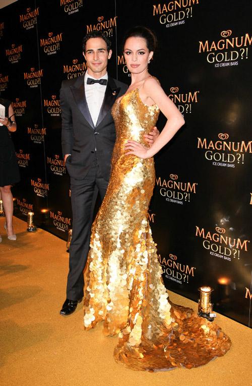 5 chiếc váy dát vàng tiền tỉ cực kỳ xa xỉ - 3