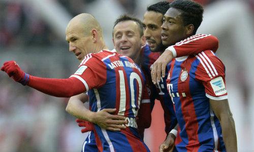 """Shakhtar - Bayern: Đề phòng """"chiếu dưới"""" - 1"""
