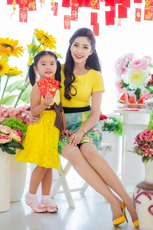 Hoa hậu Đặng Thu Thảo đẹp đôi bên MC Vũ Mạnh Cường - 3
