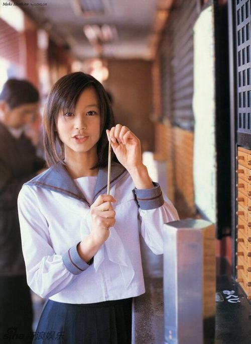 Những ngọc nữ Nhật thuần khiết trong trang phục nữ sinh - 2