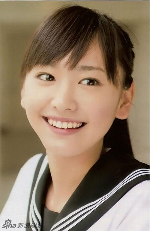 Những ngọc nữ Nhật thuần khiết trong trang phục nữ sinh - 5